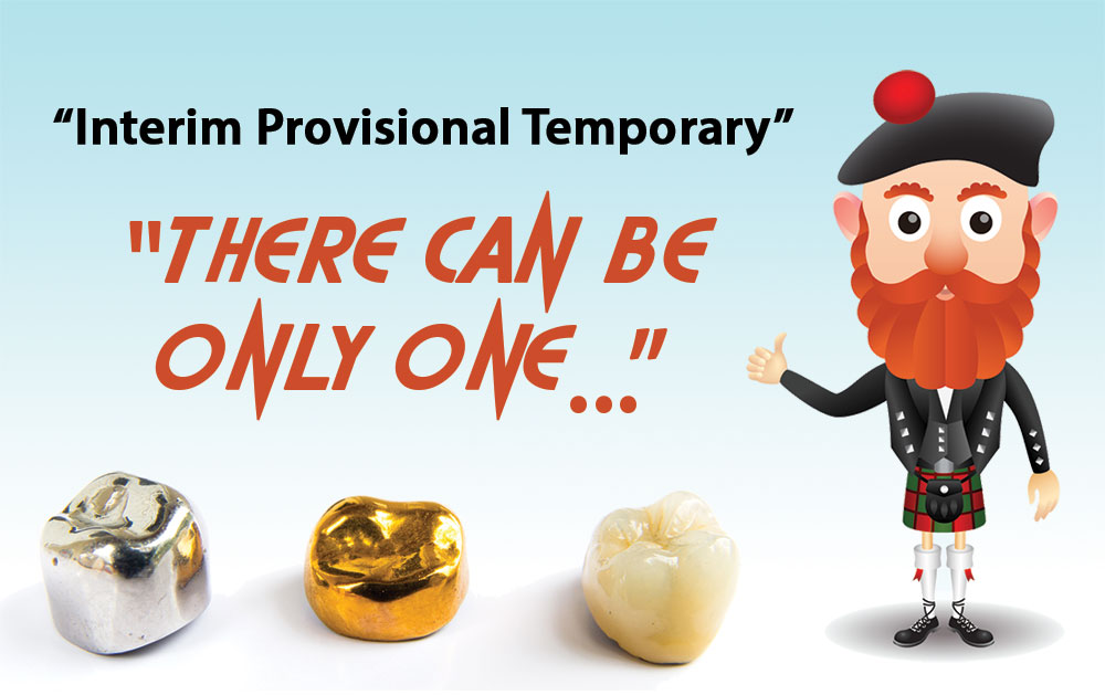 Interim Provisional Temporary